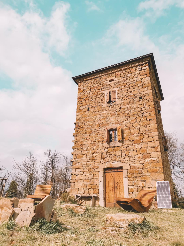 Dormire in una torre in Emilia Romagna