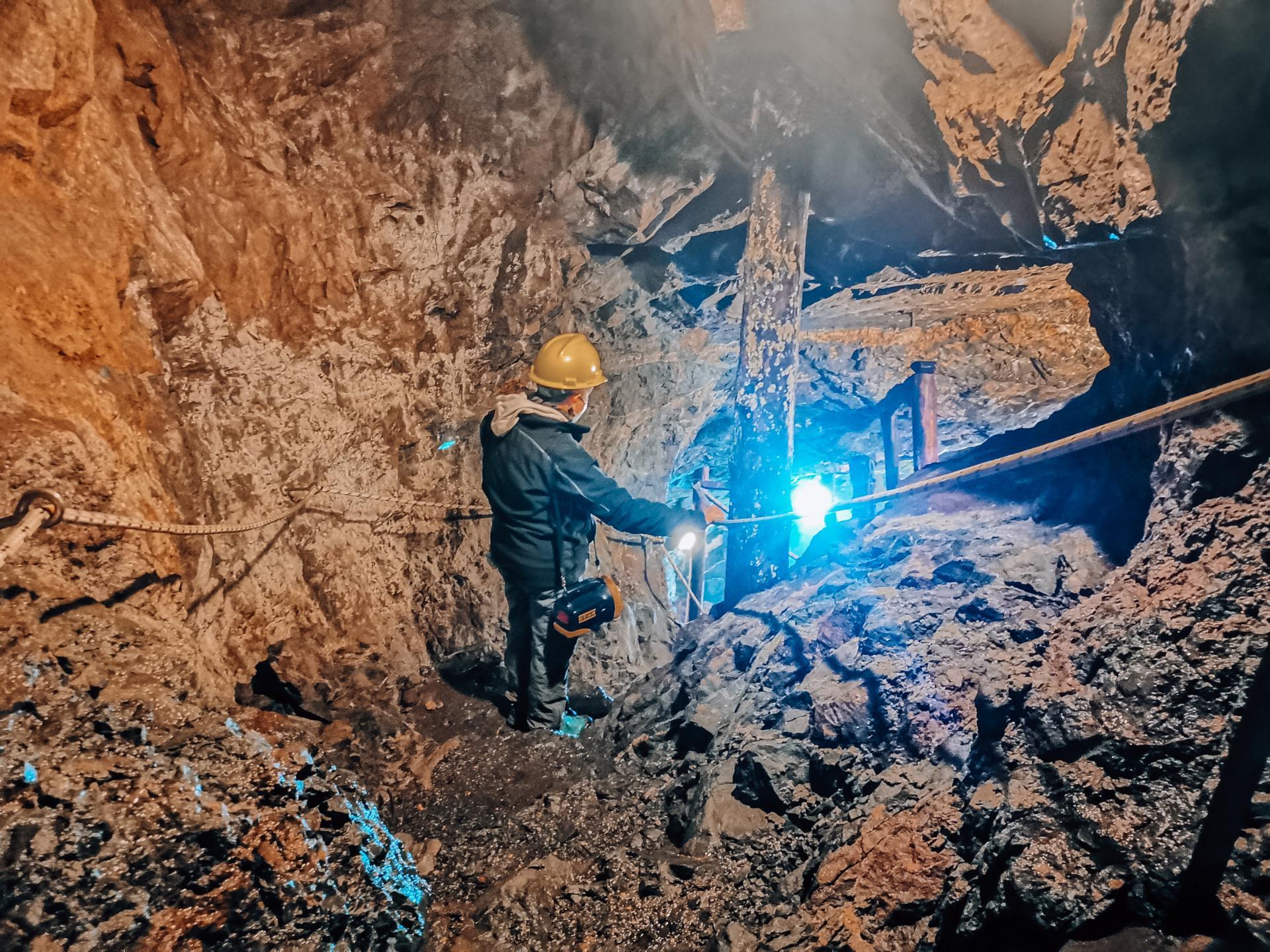 Valle dei Mocheni - Miniera di Erdemolo